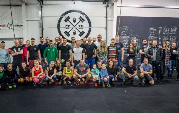 Mikołajkowy Turniej Weightlifting 2017