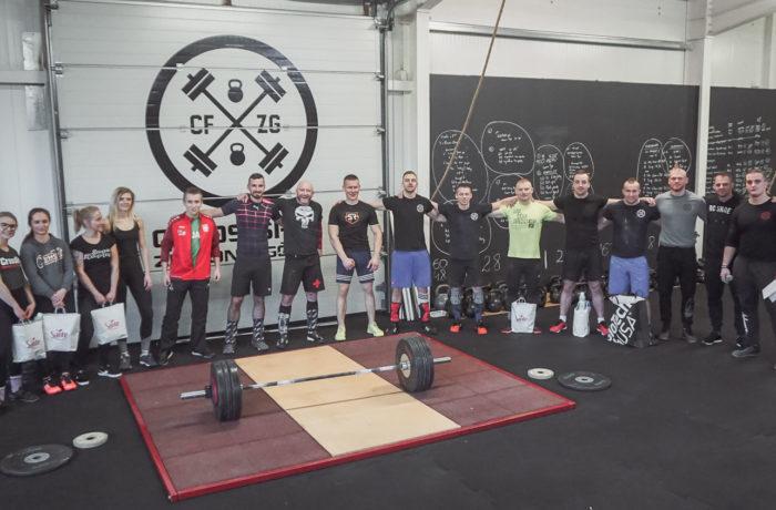 Mikołajkowy Turniej Weightlifting 2018